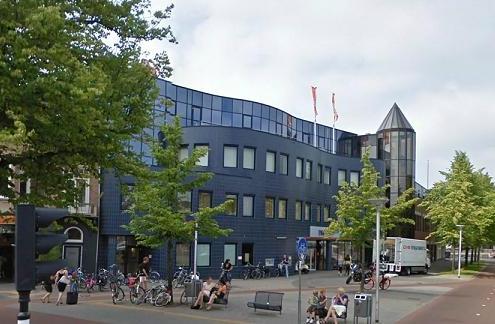Kantoren Zuiderplein Leeuwarden