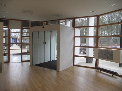 Verbouw Entree/hal Boschhuis 2