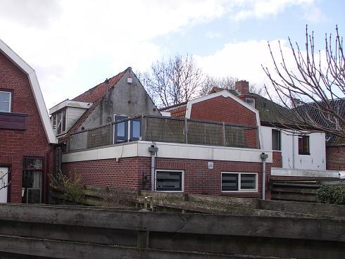 Woning Appingedam. (Beschermt Stadsgezicht) 2