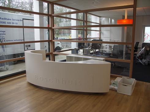 Verbouw Entree/hal Boschhuis 3