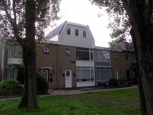 dakopbouw Hoogkerk