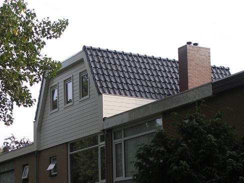 Dakopbouw Hoogkerk 2